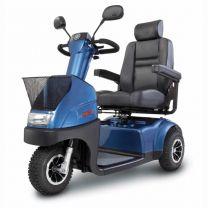 Scootmobiel Afikim Breeze C3 modern, comfortabel en sterk.