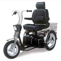Scootmobiel Afikim Afiscoot SE voor het stoere rijden.