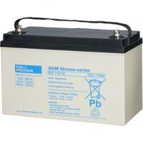Cellpower CPX Accu/batterij 63 Ah - 12 volt
