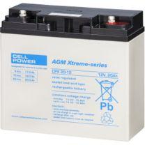 Cellpower CPX Accu/batterij 20 Ah - 12 volt