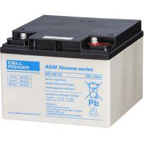 Cellpower CPX Accu/batterij 26 Ah - 12 volt