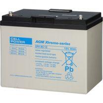Cellpower CPX Accu/batterij 80 Ah - 12 volt