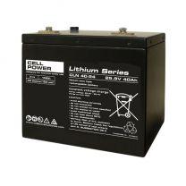 Lithium accu voor scootmobiel 40Ah