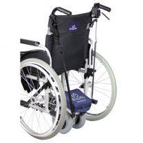 Duwhulp Excel Click & Go Lite voor rolstoelen - de afneembare duwondersteuning