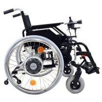 E-fix elektrische aandrijving voor handbewogen rolstoelen