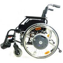 E-motion wielen - elektrische ondersteuning hoepels - voor uw rolstoel