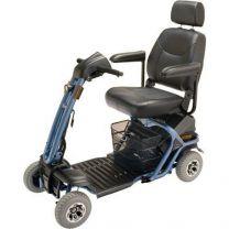 Opvouwbare Scootmobiel Liteway 8 - Blauw