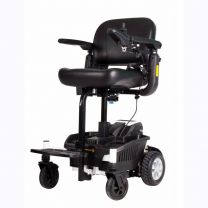 E-smart elektrische rolstoel met elektrische hoog-laag verstelling.