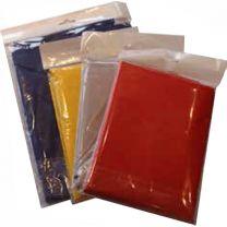 Glijzeil 87 x 86 cm rood voor verplaatsten in bed