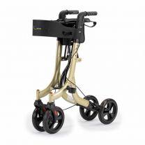 Eenvoudig met 1 hand opvouwbare rollator Light van MulitMotion
