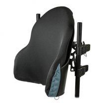 Jay-3 rolstoel rugleuning voor optimale ondersteuning en positionering. Comfortabel lang in de rolstoel zitten.