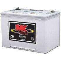 ACCU 60AH-12V - Batterij van MK, Type Gel