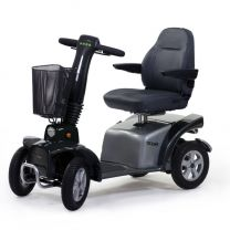 Tweedehands scootmobiel Mezzo-4 van Life & Mobility.