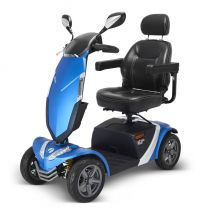 Scootmobiel Rascal Vecta Sport blauw