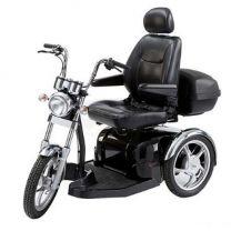 Prijs op aanvraag - scootmobiel Sportrider stoer en comfortabel