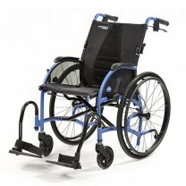 Ergonomische Strongback rolstoel voor een betere zithouding.