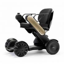 Whill Model C elektrische rolstoel. Demontabel en op afstand te bedienen. Een nieuwe manier van mobiliteit.
