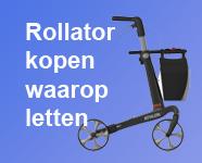 Rollator-kopen